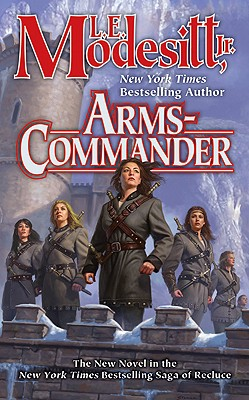 Arms-Commander By Modesitt, L. E.